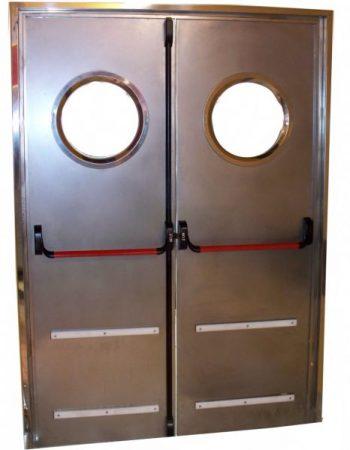 Puertas de Acero GADIS PALENCIA 001